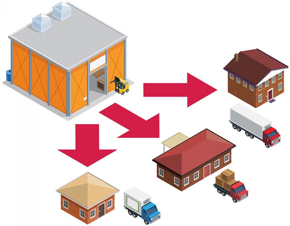 مشاوره سیستم توزیع و پخش
